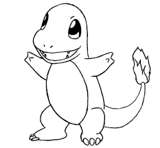 charmander printable coloring pages bltidm