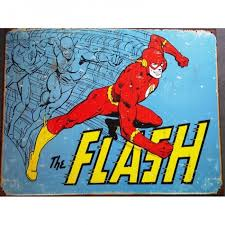 deco chambre garcon heros plaque flash gordon tole deco chambre enfant achat