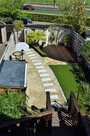 low maintenance low maintenance urban garden cherrywood landart