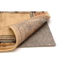 Laminate Flooring Non Slip Rug Cozy Rug Pad Home Depot For Inspiring Floor Accessories Ideas