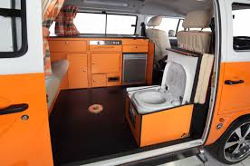 volkswagen microbus 2016 interior i u0027m not sure about the toilet i mean it u0027s so open convenient but