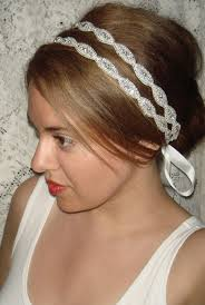 bridal headband wedding headpiece headband athena rhinestone headband wedding