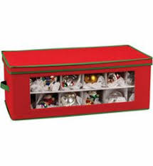 Sterilite Christmas Decorations Storage Box Container by Sterilite Ornament Storage Safely Store All Your Fragile