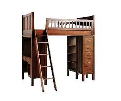 Pottery Barn Camp Bunk Bed Loft Beds For Sale Aptdeco