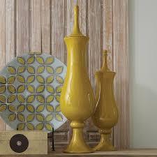 Home Decoration Accessories Ltd Yellow Home Decor