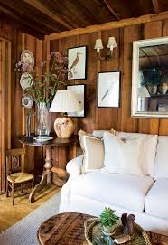 dark wood paneling how to make a dark paneled room look fresh light designed