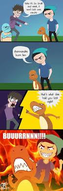 Charmander Meme - burn him charmander funny