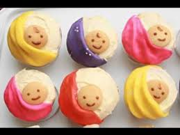 easy diy baby shower cupcake decorating ideas youtube