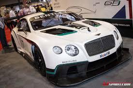 bentley gt3 engine autosport international 2014 bentley continental gt3 gtspirit