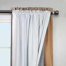 Nursery Curtains With Blackout Lining by Amazon Com Thermalogic Ultimate Window Liner 45