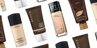 light coverage foundation for oily skin best foundation makeup for oily skin for 2018 oil free foundations