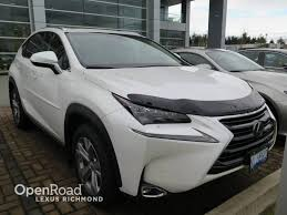 lexus nx 300h for sale used 2017 lexus nx 300h for sale in richmond bc openroad lexus