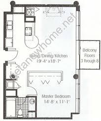 floor plans metropolitan place 130 s canal chicago
