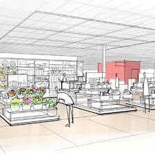 How To Draw A Interior Design Plan Sneak Peek Target U0027s Plans To Reimagine Stores