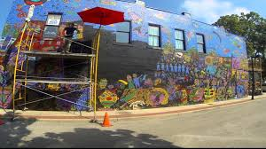 west side wonder wall mural time lapse youtube west side wonder wall mural time lapse