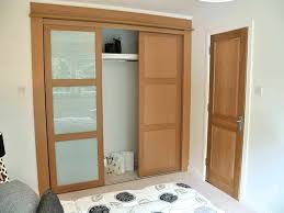 Free Standing Closet With Doors Closet With Door Closet Sliding Doors With Mirror Closet Door