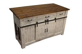 Kitchen Islands Furniture Greenview Kitchen Island Distressed White