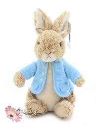 rabbit by beatrix potter rabbit nappy cake stacey s nappy cakes