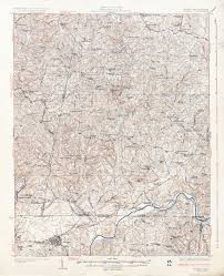 Troutdale Oregon Map by