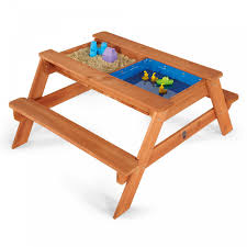 sand and water table with lid replacement liner for surfside sand and water table