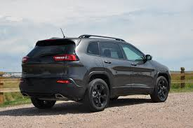 cherokee jeep 2016 black 2015 jeep cherokee altitude 4x4 worthy of the name review
