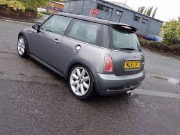 mini cooper modified 2003 mini cooper s 175 bhp modified alta tuned 2 owners service