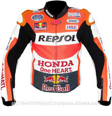 leather racing jacket repsol red bull leather jacket racing jackets buy bikers