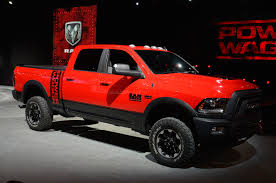 2017 ram 2500 power wagon 4x4 off road package first look