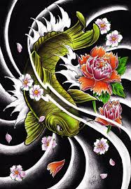 custom tattoo koi fish design by willemxsm on deviantart