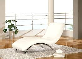 chaise image modern curved chaise lounge inside indoor chair