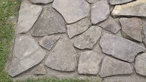 Irregular Stone Patio How To Build A Flagstone Patio In 3 Days
