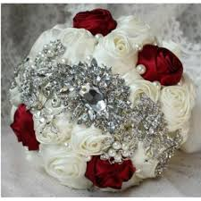 satin roses a emergency brooch bouquets tagged satin roses bouquets by