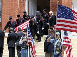 Fallen Officer Flag Slain Deputy Laid To Rest The Sumter Item