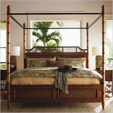 colonial style beds tommy bahama home island estate west indies poster canopy bed in