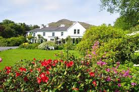 july august hotel breaks in connemara cashel house