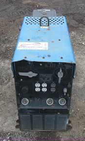 miller bobcat 225 welder generator item j3321 sold febr