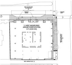 Sears Tower Floor Plan 111 West Wacker U2013 Chicago Illinois U S Aeworldmap Com 2 110