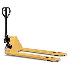 cat manual hand pallet truck narrow united equipment