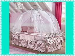 bedroom magnificent cinderella pumpkin bed childrens princess