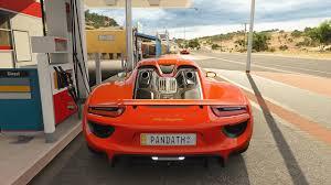 Porsche 918 Orange - forza horizon 3 porsche 918 spyder gameplay hd 1080p 60fps youtube