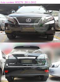lexus rx models difference top luxurious