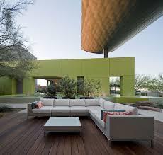 home design center las vegas terrace wood decking outdoor sofa massive modern home in las