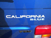 california blue 1998 vw westfalia t4 california blue