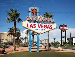 Las Vegas Neighborhood Map by Welcome To Fabulous Las Vegas Sign Wikipedia
