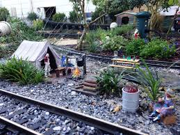 garden railway layouts centralia garden railroad building a garden railroad based on a