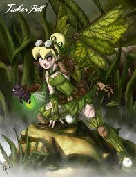 twisted fairies tinker bell jeftoon01 deviantart
