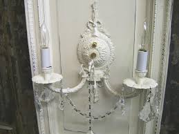 Plug In Crystal Chandelier Plug In Wall Sconce For Lighting U2014 Jen U0026 Joes Design
