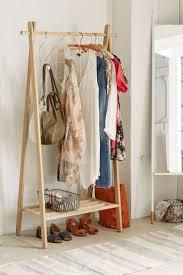best 25 freestanding closet ideas on pinterest hanging rack for