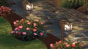 Landscape Path Lights by Garden Path Lighting Ideas