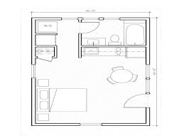 one bedroom cottage floor plans one bedroom cottage plan home design gallery ideas